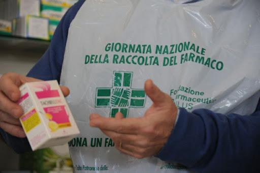 In Lombardia Raccolta del Farmaco in 1230 farmacie. Numeri in crescita