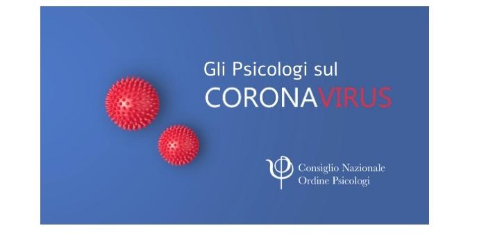 "Emergenza Coronavirus: il ""Vademecum"" degli psicologi"