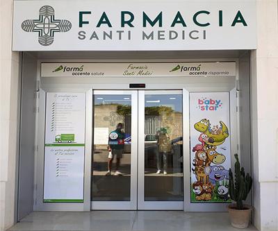 La vetrina per Farmà Accento Salute: comunicare una farmacia sociale, posizionata, commerciale